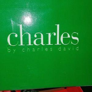 Charles by Charles David Stiletto Strappy Heels